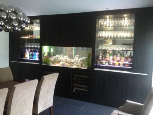 Home Bar Aquarium London [34]