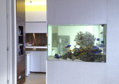 Bespoke London Kitchen Aquarium [12]