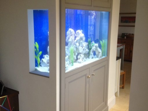 Kitchen Alcove Aquarium [41]