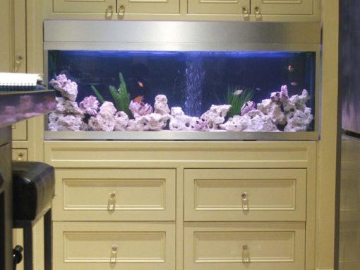 Aluminium Kitchen Aquarium [17]