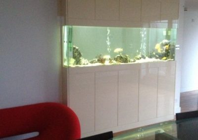 London Office Corridor Aquarium [10]